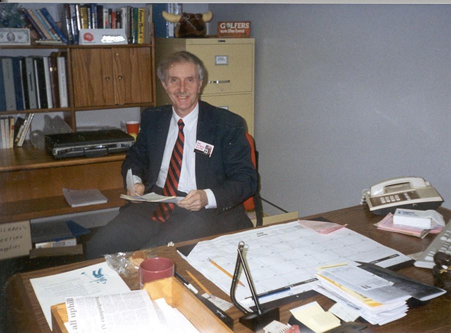 Michael J. O'Boyle (D)